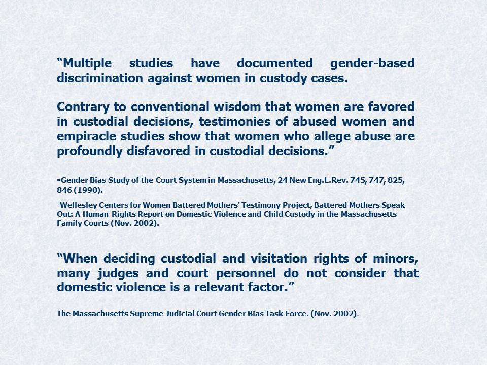 DV in Courts Slide26