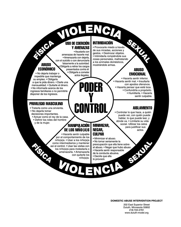 Duluth Model - Power and Control ESP